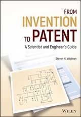From Invention To Patent - Voldman, Steven H. - ISBN: 9781119125259