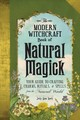 The Modern Witchcraft Book Of Natural Magick - Nock, Judy Ann - ISBN: 9781507207208