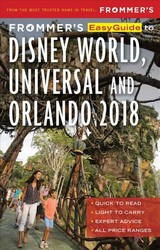 Frommer's Easyguide To Disney World, Universal And Orlando 2018 - Cochran, Jason - ISBN: 9781628873504