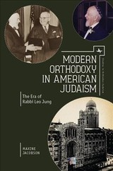 Modern Orthodoxy In American Judaism - Jacobson, Maxine - ISBN: 9781618114372