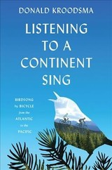 Listening To A Continent Sing - Kroodsma, Donald E. - ISBN: 9780691180892