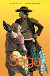 Saga Volume 8 - Vaughan, Brian K. - ISBN: 9781534303492