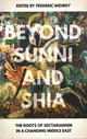 Beyond Sunni And Shia - Wehrey, Frederic M. (EDT) - ISBN: 9781849048149