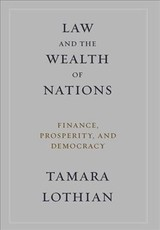 Law And The Wealth Of Nations - Lothian, Tamara - ISBN: 9780231174664