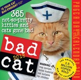 Bad Cat Page-a-day Calendar 2018 - Workman Publishing - ISBN: 9780761193715