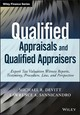 Qualified Appraisals And Qualified Appraisers - Sannicandro, Lawrence A.; Devitt, Michael R. - ISBN: 9781119437574
