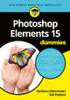 Photoshop Elements 15 voor Dummies - Barbara  Obermeier - ISBN: 9789045354361