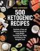 500 Ketogenic Recipes - Carpender, Dana - ISBN: 9781592338160