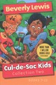 Cul-de-sac Kids Collection Two - Lewis, Beverly - ISBN: 9780764230493