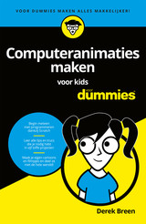 Computeranimaties maken voor kids voor Dummies - Derek  Breen - ISBN: 9789045354248