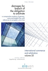 Damages for Breach of the Obligation to Arbitrate - Lina  Thieme - ISBN: 9789462747678