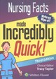 Nursing Facts Made Incredibly Quick - Lippincott Williams & Wilkins - ISBN: 9781496372789