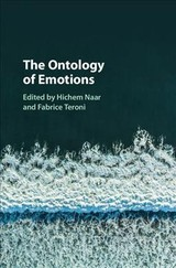 Ontology Of Emotions - Naar, Hichem (EDT)/ Teroni, Fabrice (EDT) - ISBN: 9781107110540