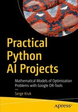 Practical Python Ai Projects - Kruk, Serge - ISBN: 9781484234228