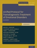 Unified Protocol For Transdiagnostic Treatment Of Emotional Disorders - Barlow, David H./ Sauer-zavala, Shannon/ Farchione, Todd J./ Latin, Heather Murray/ Ellard, Kristen K. - ISBN: 9780190686017