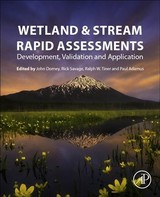 Wetland and Stream Rapid Assessments - ISBN: 9780128050910
