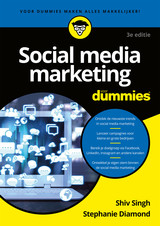 Social media marketing voor Dummies - Shiv  Singh - ISBN: 9789045354668
