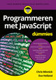 Programmeren met JavaScript voor Dummies - Chris  Minnick - ISBN: 9789045354705