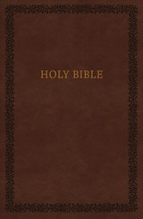 Nkjv, Holy Bible, Soft Touch Edition, Leathersoft, Brown, Comfort Print - Thomas Nelson - ISBN: 9780785219460