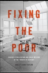 Fixing The Poor - Ladd-Taylor, Molly - ISBN: 9781421423722