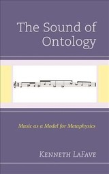 Sound Of Ontology - Lafave, Kenneth - ISBN: 9781498551861