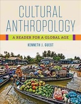 Cultural Anthropology - A Reader For A Global Age - Guest, Kenneth J. - ISBN: 9781324000778