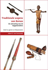 Traditionele wapens van Borneo - ISBN: 9789081927437