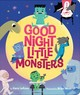 Good Night, Little Monsters - Lareau, Kara - ISBN: 9781338105599