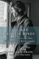 The War In Their Minds - Goltermann, Svenja/ Schmitz, Philip (TRN) - ISBN: 9780472118977