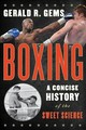 Boxing - Gems, Gerald R. - ISBN: 9780810895034