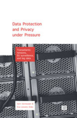 Data Protection and Privacy Under Pressure - Gert Vermeulen; Eva Lievens - ISBN: 9789046609101