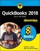 Quickbooks 2018 All-in-one For Dummies - Nelson, Stephen L. - ISBN: 9781119397366