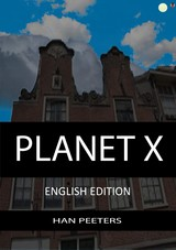 Planet X - Han  Peeters - ISBN: 9789462170995