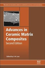 Woodhead Publishing Series in Composites Science and Engineering, Advances in Ceramic Matrix Composites - ISBN: 9780081021668