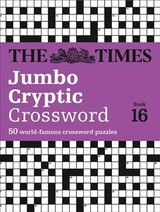 Times Jumbo Cryptic Crossword Book 16 - The Times Mind Games - ISBN: 9780008228934