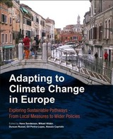 Adapting to Climate Change in Europe - ISBN: 9780128498873