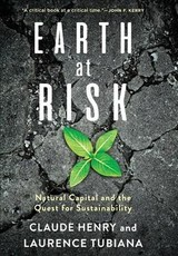 Earth At Risk - Tubiana, Laurence; Henry, Claude - ISBN: 9780231162524