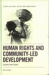 Human Rights And Community-Led Development - Cislaghi, Ben - ISBN: 9781474419796