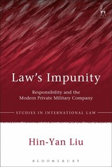 Law's Impunity - Liu, Hin-yan - ISBN: 9781509918393