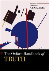 Oxford Handbook Of Truth - Glanzberg, Michael (EDT) - ISBN: 9780199557929