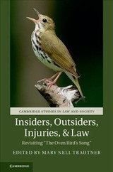 Insiders, Outsiders, Injuries, And Law - Trautner, Mary Nell (EDT) - ISBN: 9781316638484