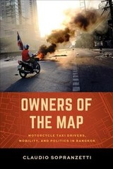 Owners Of The Map - Sopranzetti, Claudio - ISBN: 9780520288508