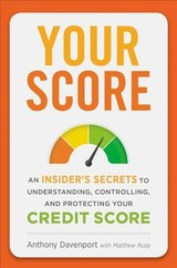 Your Score An Insiders Secrets To Unders - Anthony Davenport - ISBN: 9781328695277