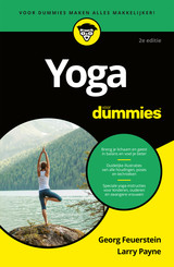 Yoga voor Dummies - Georg  Feuerstein - ISBN: 9789045354163