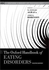 Oxford Handbook Of Eating Disorders - Agras, W. Stewart (EDT)/ Robinson, Athena (EDT) - ISBN: 9780190620998