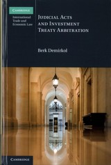 Cambridge International Trade And Economic Law - Demirkol, Berk - ISBN: 9781107198463