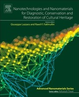 Nanotechnologies And Nanomaterials For Diagnostic, Conservation And Restoration Of Cultural Heritage - Lazzara, Giuseppe (EDT)/ Fakhrullin, Rawil F. (EDT) - ISBN: 9780128139103