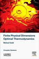 Finite Physical Dimensions Optimal Thermodynamics - Feidt, Michel - ISBN: 9781785482335