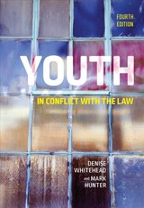 Youth In Conflict With The Law - Whitehead, Denise; Hunter, Mark - ISBN: 9781773380438