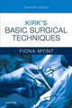Kirk's Basic Surgical Techniques - Myint, Fiona - ISBN: 9780702073229